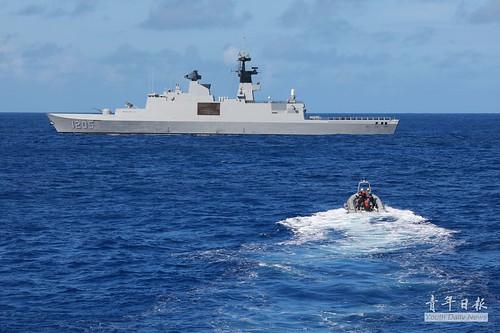 107年海軍敦睦遠航訓練
