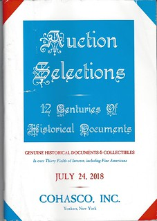 COHASCO catalog cover