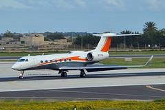 TVPX Inc Trustee N117AL Gulfstream Aerospace GV-SP G550 cn/5193 @ LMML