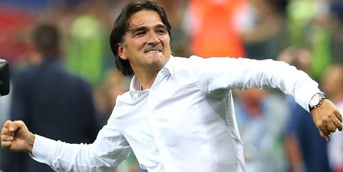 Dalic: Saya pelatih terbaik kedua di dunia