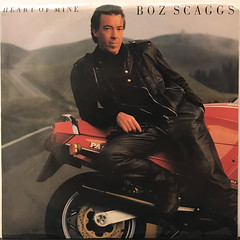 BOZ SCAGGS:HEART OF MINE(JACKET A)