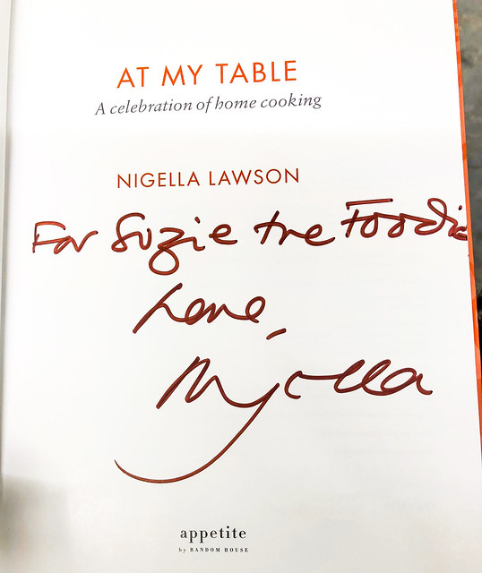 I Met Nigella Lawson at Yorkdale Indigo April 16, 2018