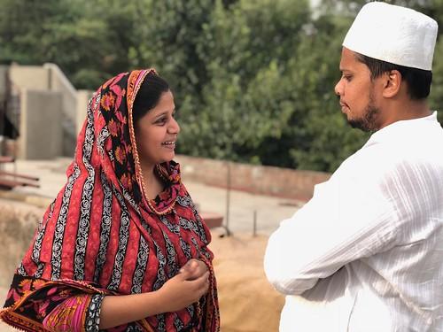 Mission Delhi – Maria Wali, Mehediyan Qabristan Graveyard