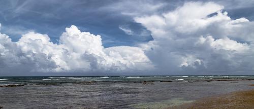 Caribbean storm approaching