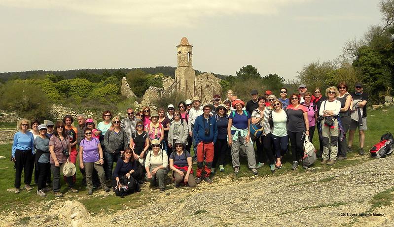 Ruta de Natura a Prades i la Mussara