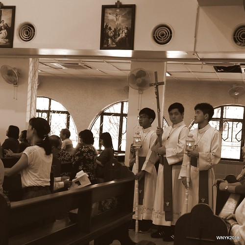 Palm Sunday - Stations of the Cross