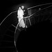 Black ... White Dress