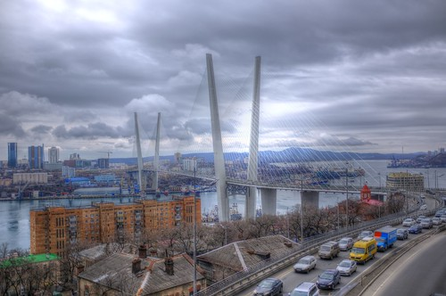 'Золотой мост' at Vladivostok 15-04-2018 (13)