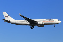 Almasria Universal Airlines Airbus A330-203 SU-TCH