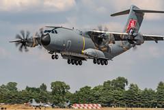 A400M - RAF100 Tail
