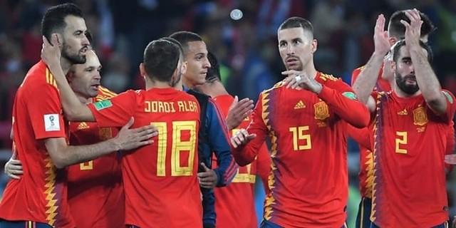 Spanyol Vs Rusia Tim Matador Berpeluang Melaju Mulus