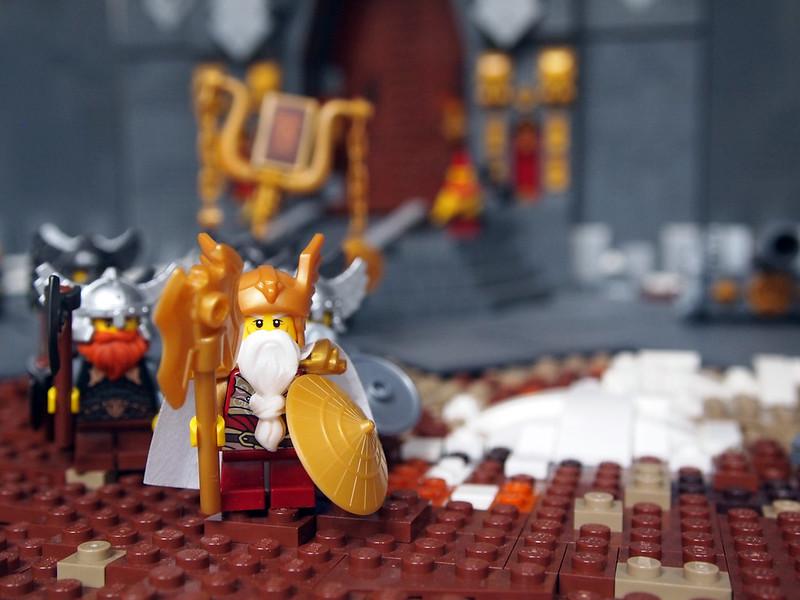 lego minifigures dwarf