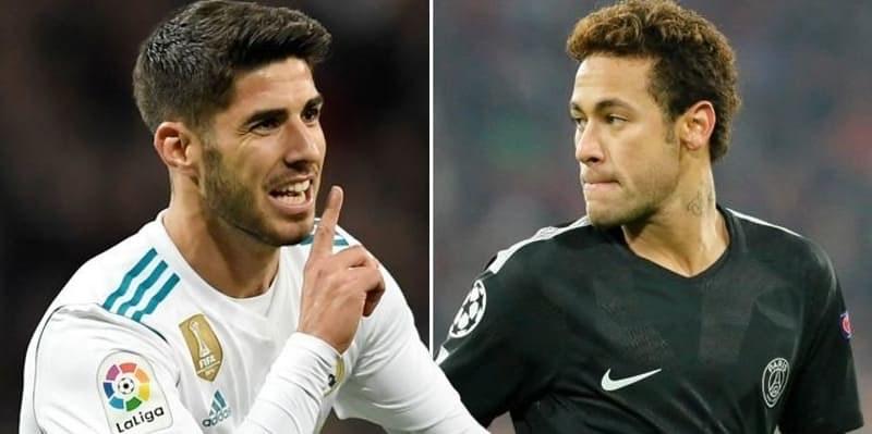 Real Madrid Bisa Jual Marco Asenio Demi Datangkan Neymar