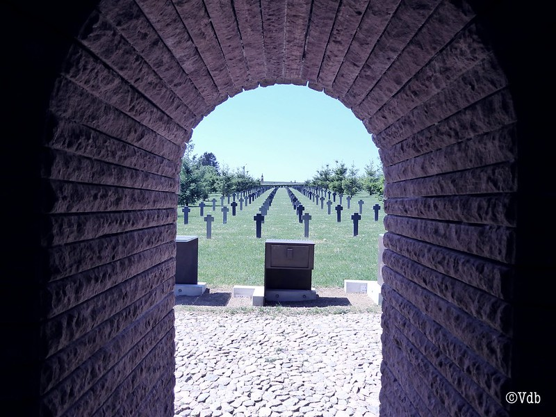 Duits kerkhof van Romagne-sous-Montfaucon