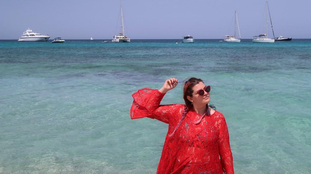Outfit mare curvy plus size, copricostume Lily La tigresse (9)