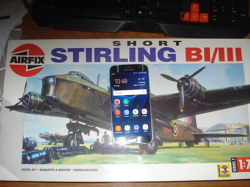 Short Stirling B1/B3 - Airfix 1/72 42497106035_6acb18e883_b