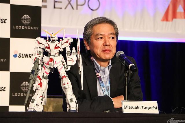 《機動戰士鋼彈》系列好萊塢真人電影製作決定,將由《環太平洋》《哥吉拉》傳奇影業與日昇動畫共同開發!