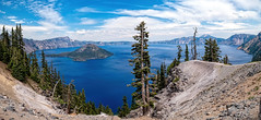 Crater Lake Pano #3