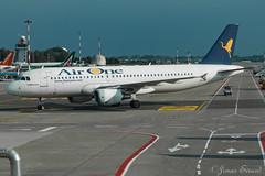 Air one / A320 / EI-DSZ