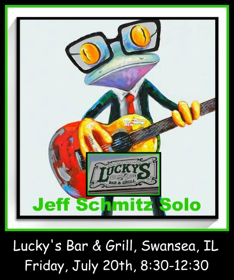 Jeff Schmitz Solo 7-20-18
