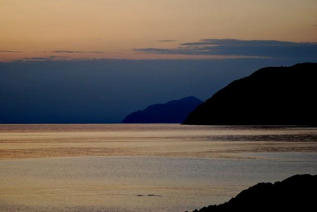 Desolated Sunset