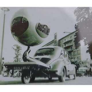 Renault 4CV - Commerciale - Rustines - 1951