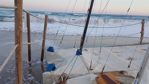 Temporal de mar. 16 de juliol