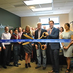 Ribbon Cutting - Edward Jones (Tyler Kuske)