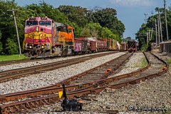 BNSF 620 | GE C44-9W | BNSF Thayer South Subdivision