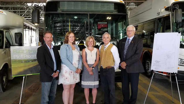 More buses, better service for rural Albertans