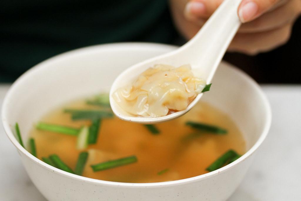 李通记虾仁汤