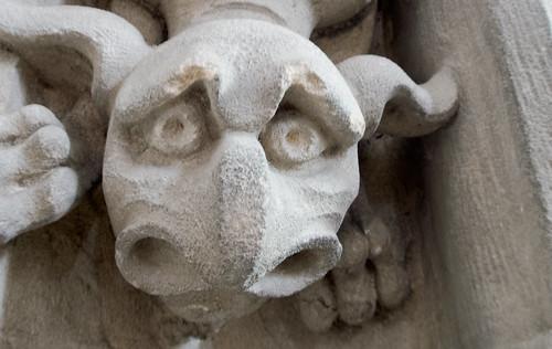 rostro gótico