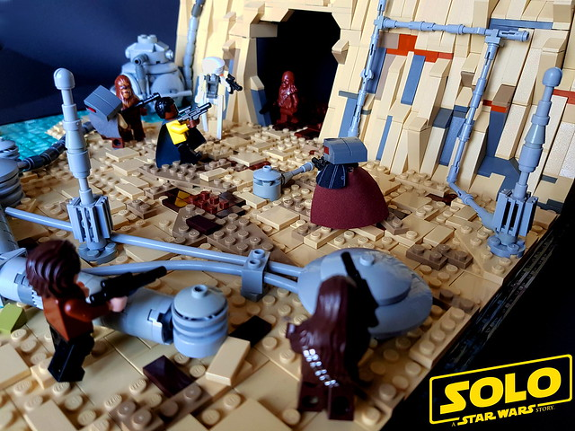 Re: SOLO: A Star Wars Story - The Spice Mines of Kessel :: LEGO bei ...