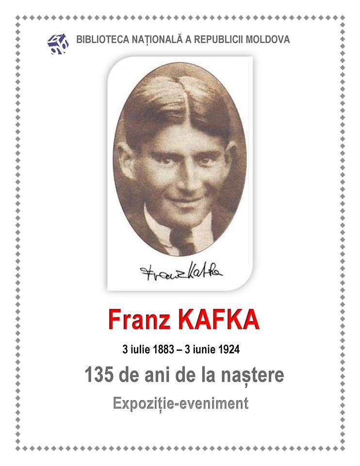 Franz Kafka expo