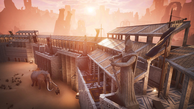 Conan Exiles Surpasses 1 4 Million Sales