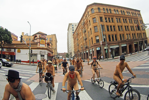 L.A. World Naked Bike Ride 2018 (113748)