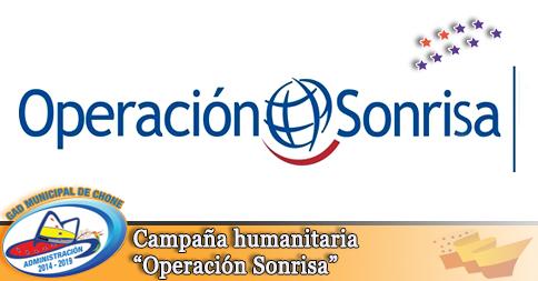 """Campaña humanitaria """"Operación Sonrisa"""""""