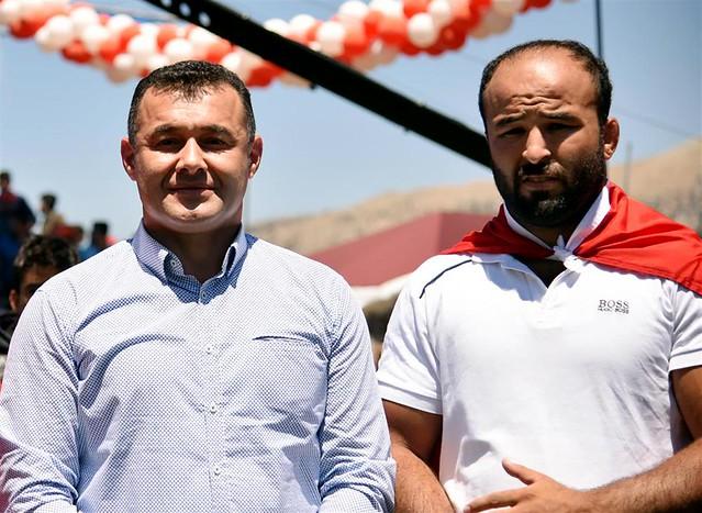 Adem Murat Yücel, Orhan Okulu