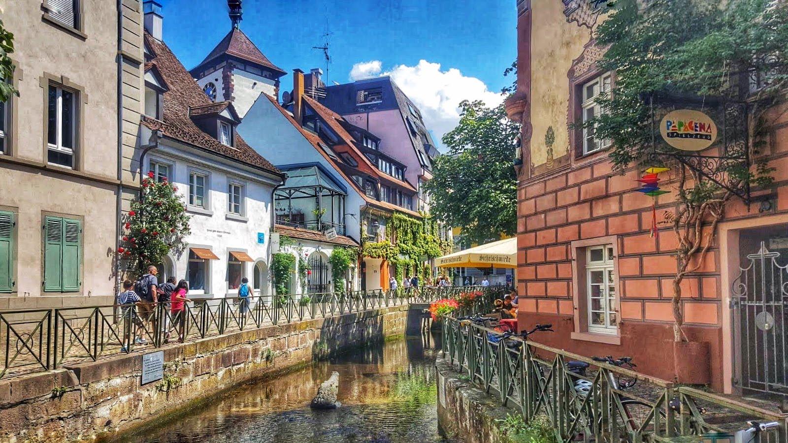 Quartiere Gerberau, Friburgo