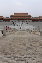 Peking 2010 - 4.Tag, Verbotene Stadt, Himmelstempel