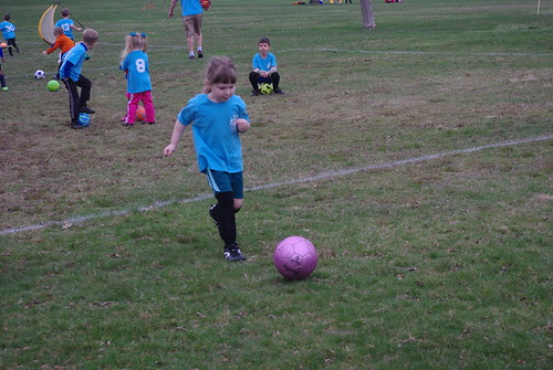 Soccer with Charlotte 2018