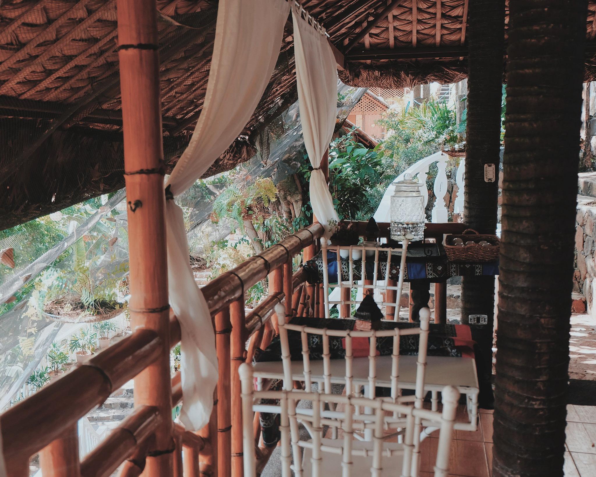 luljetta's hanging garden overnight
