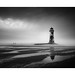 Point of Ayr Lighthouse Wales 29th Oct 2017 by Matthew Dartford