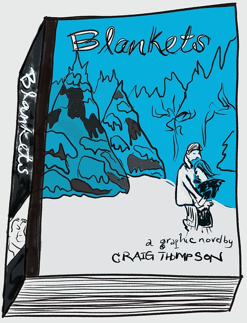 Blankets Book (graphic novel)