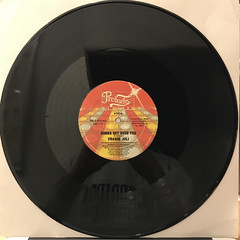 FRANCE JOLI:GONNA GET OVER YOU(RECORD SIDE-A)