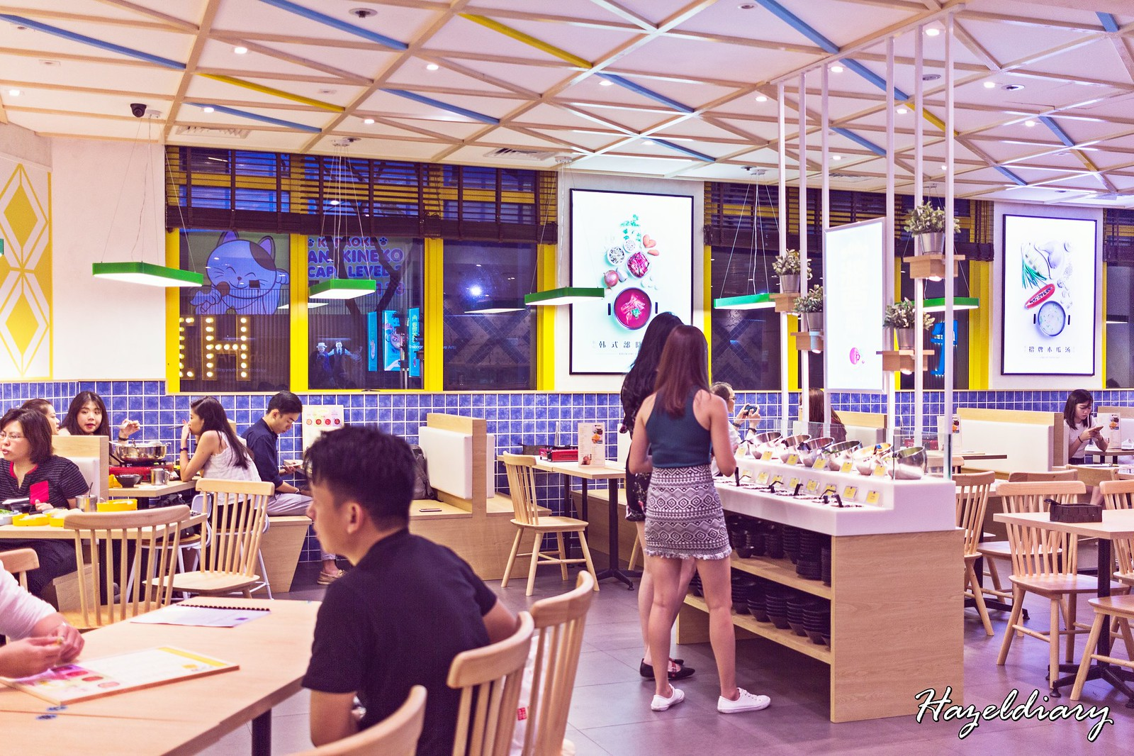 Chill Gen by Xin Wang Hong Kong Cafe-Interior