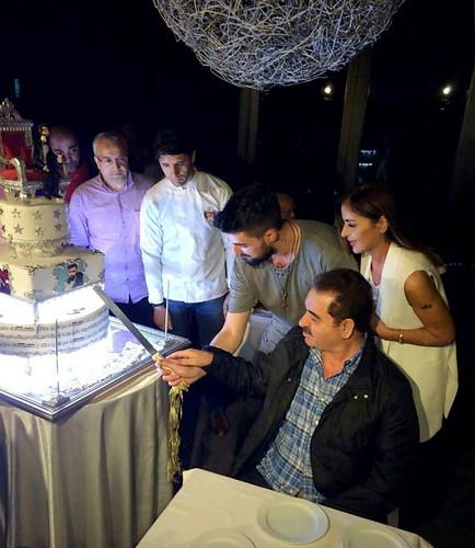 Derya Tuna yeni yaşını kutladı