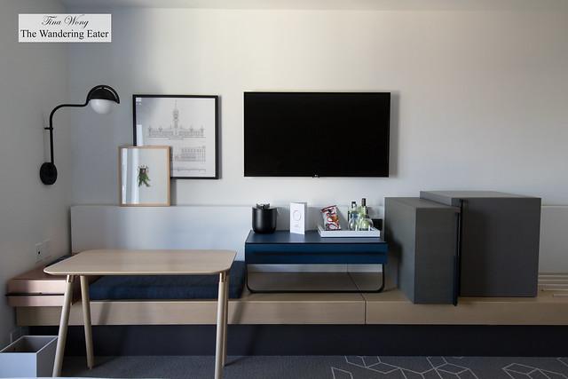 Minimalist but very nice furniture