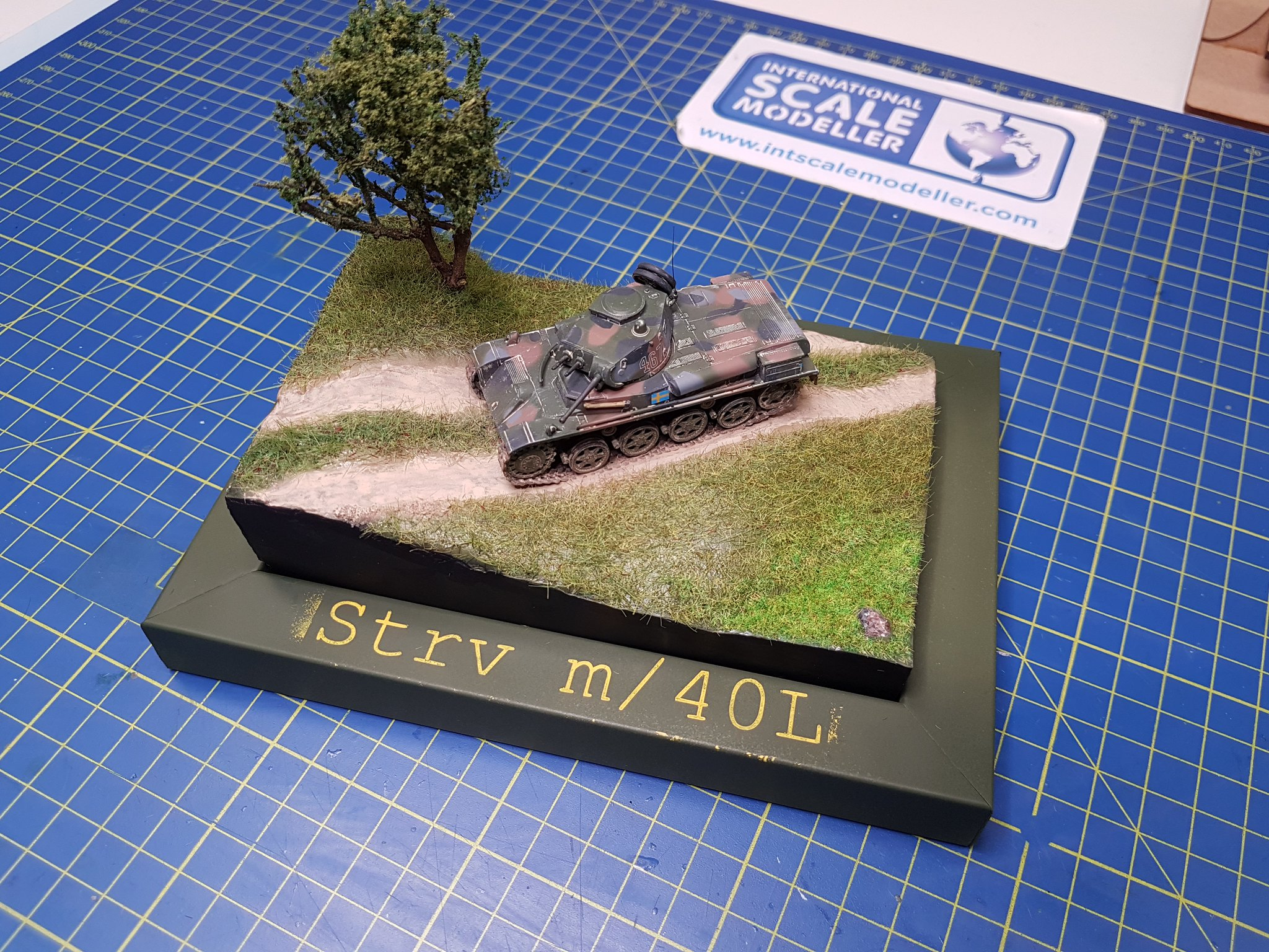 IBG Models 1/72 Stridsvagn m/40L Swedish Light Tank - Sida 3 29781053338_c8ecf82387_k