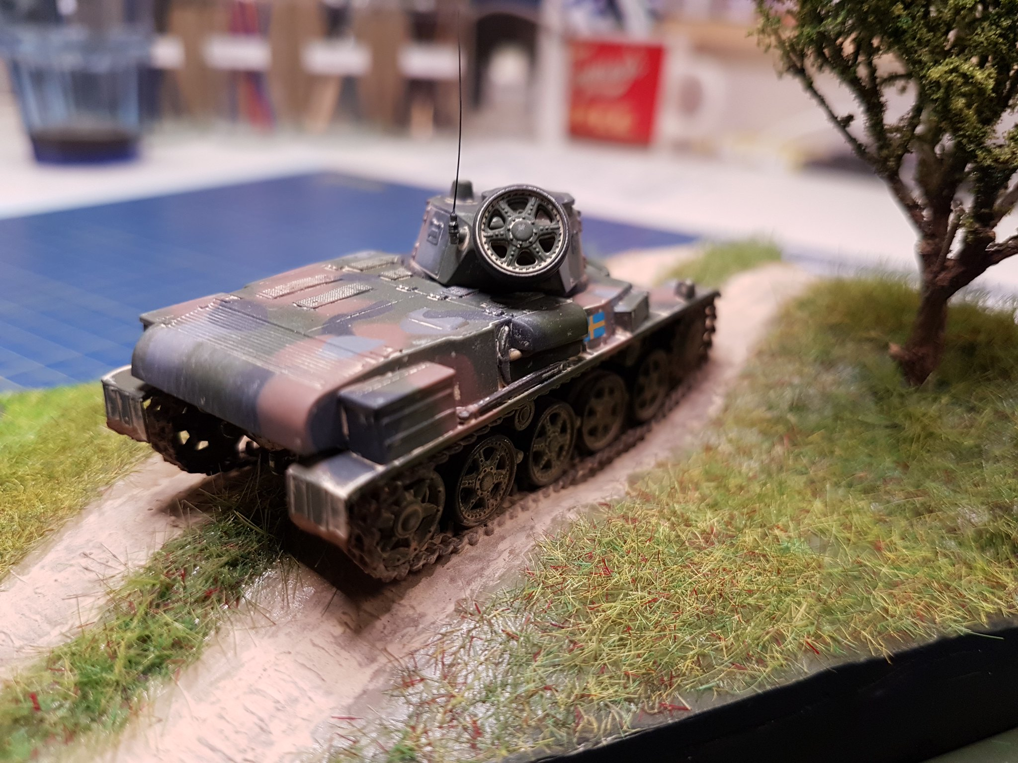 IBG Models 1/72 Stridsvagn m/40L Swedish Light Tank - Sida 3 29781053658_e684b046d9_k